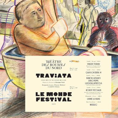 Théâtre des Bouffes du Nord programme 2016-2017