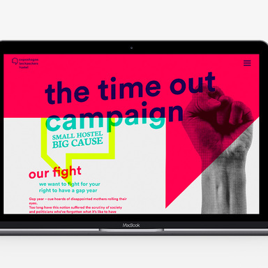 The Time Out Campaign