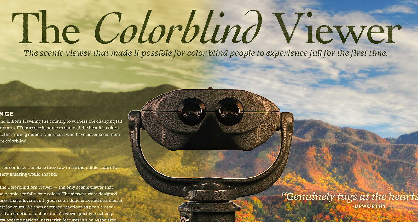 The Colorblind Viewer
