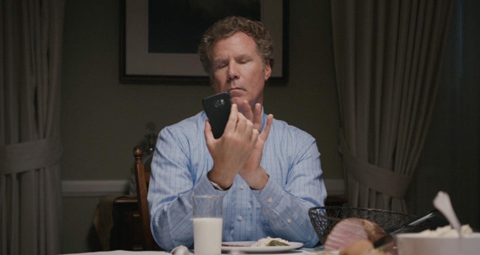 Device Free Dinner on Funny or Die