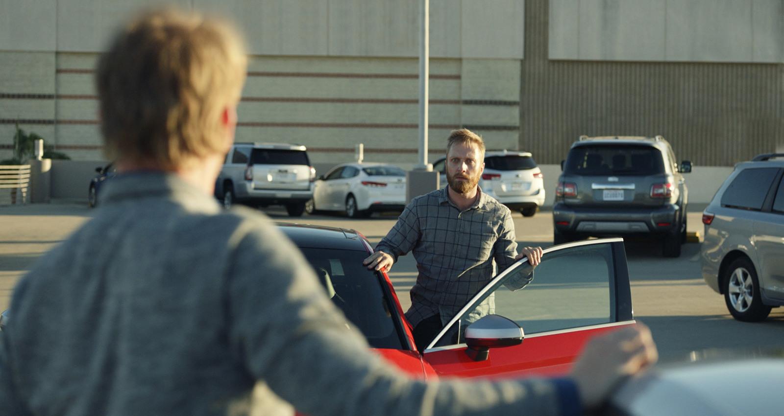 Audi - Parking Lot