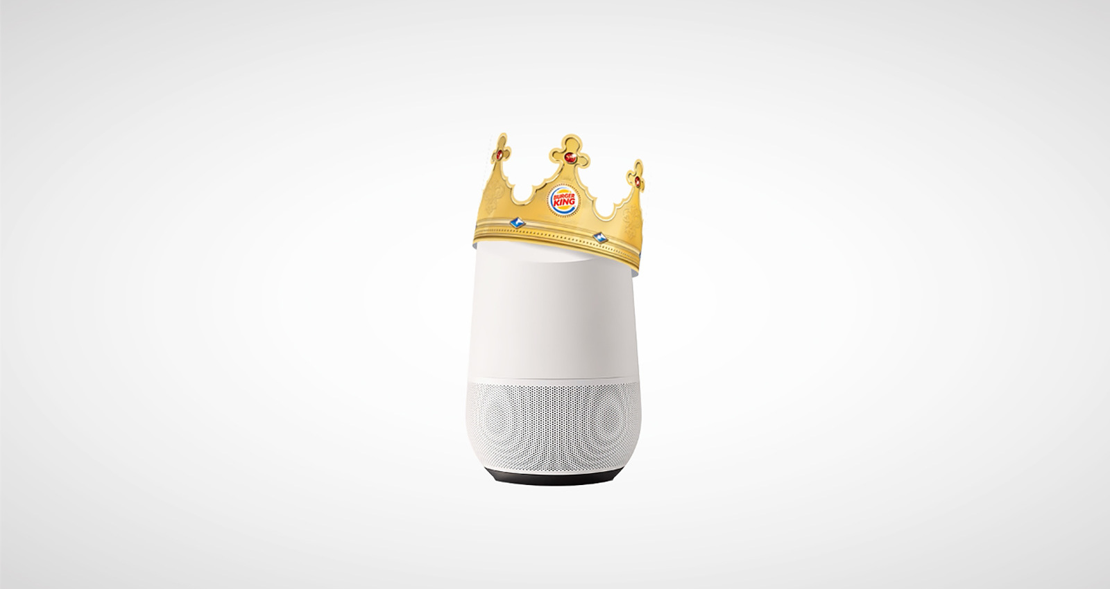 Google Home of The Whopper
