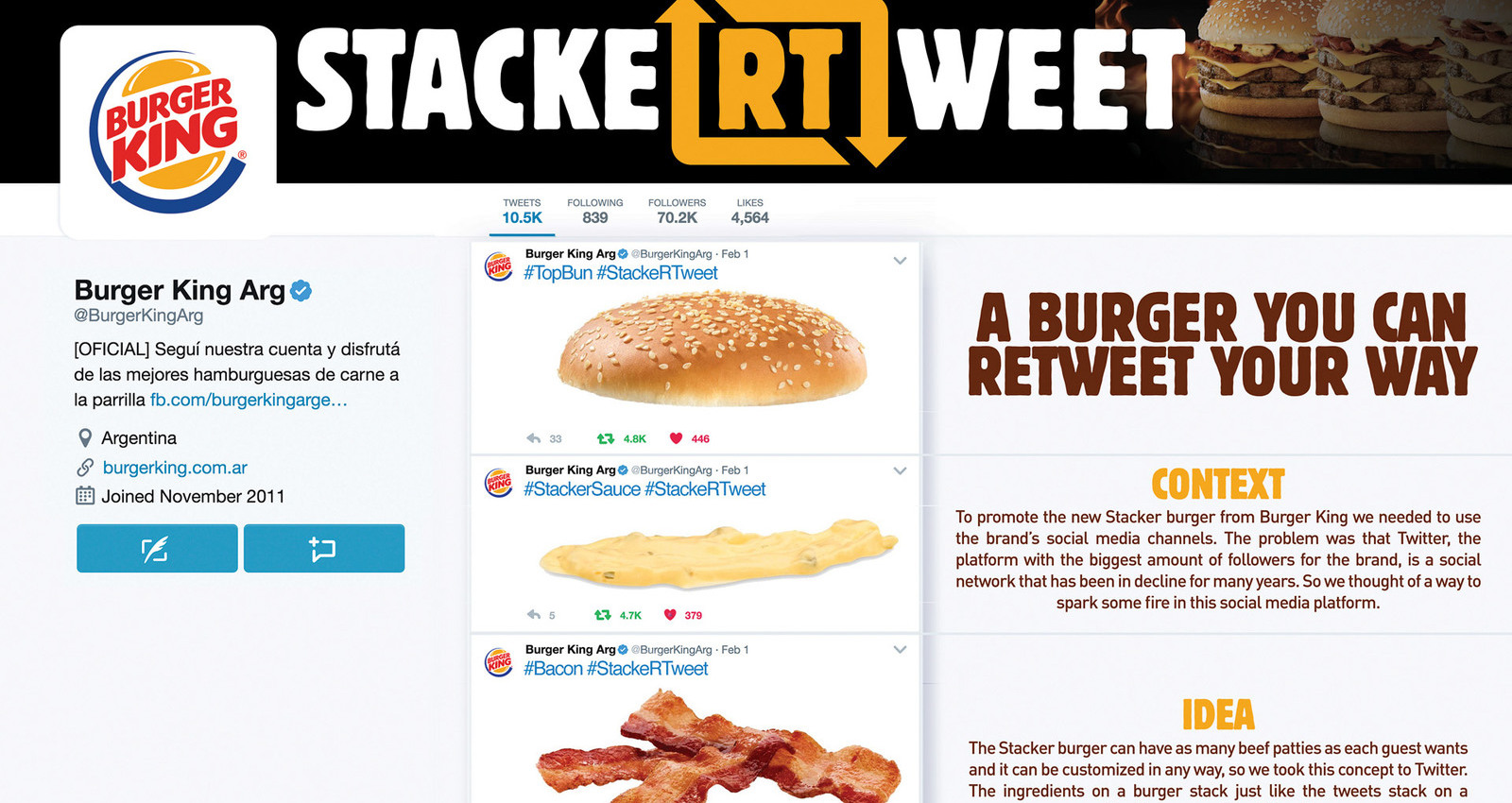 StackeRTweet