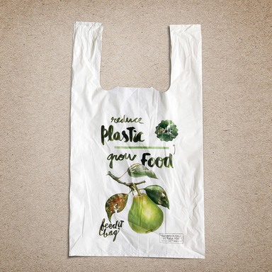 FEEDitBAG - The First Plastic Bag That Gives Life