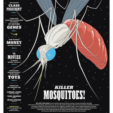The New York Times for Kids: Killer Mosquitos!