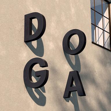 DOGA LOGO AND VISUAL IDENTITY