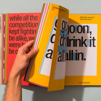 vitaminwater Brand Book