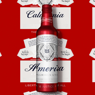 Budweiser Summer 2017 LTO State Packaging