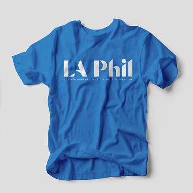 LA Phil Rebranding