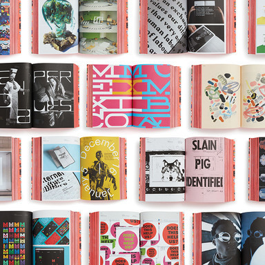 School of Visual Arts Senior Library 2016