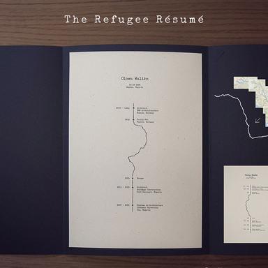 The Refugee Résumé