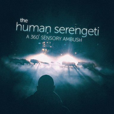 The Human Serengeti