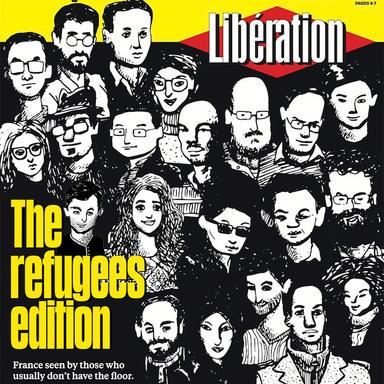 Libé des réfugiés