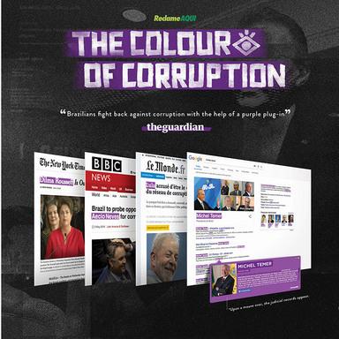 The Colour of Corruption