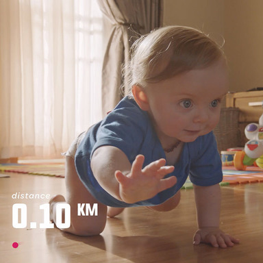 The World's First Baby Marathon