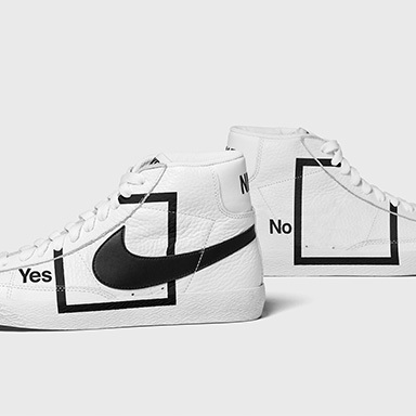 Nike Equality: The Swoosh Vote