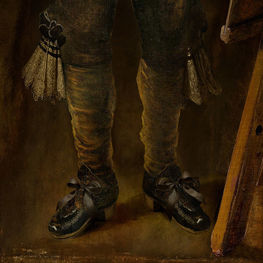 Kiwi Portraits Completed: Rembrandt
