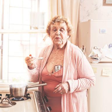 The Curious Afterlife of a Tin - Esther's Tin