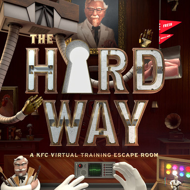 Virtual Reality- The Hard Way