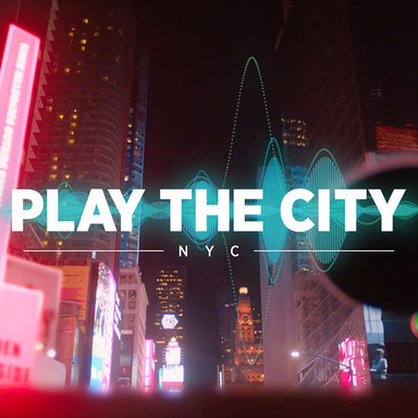 60th GRAMMYs - Play the City