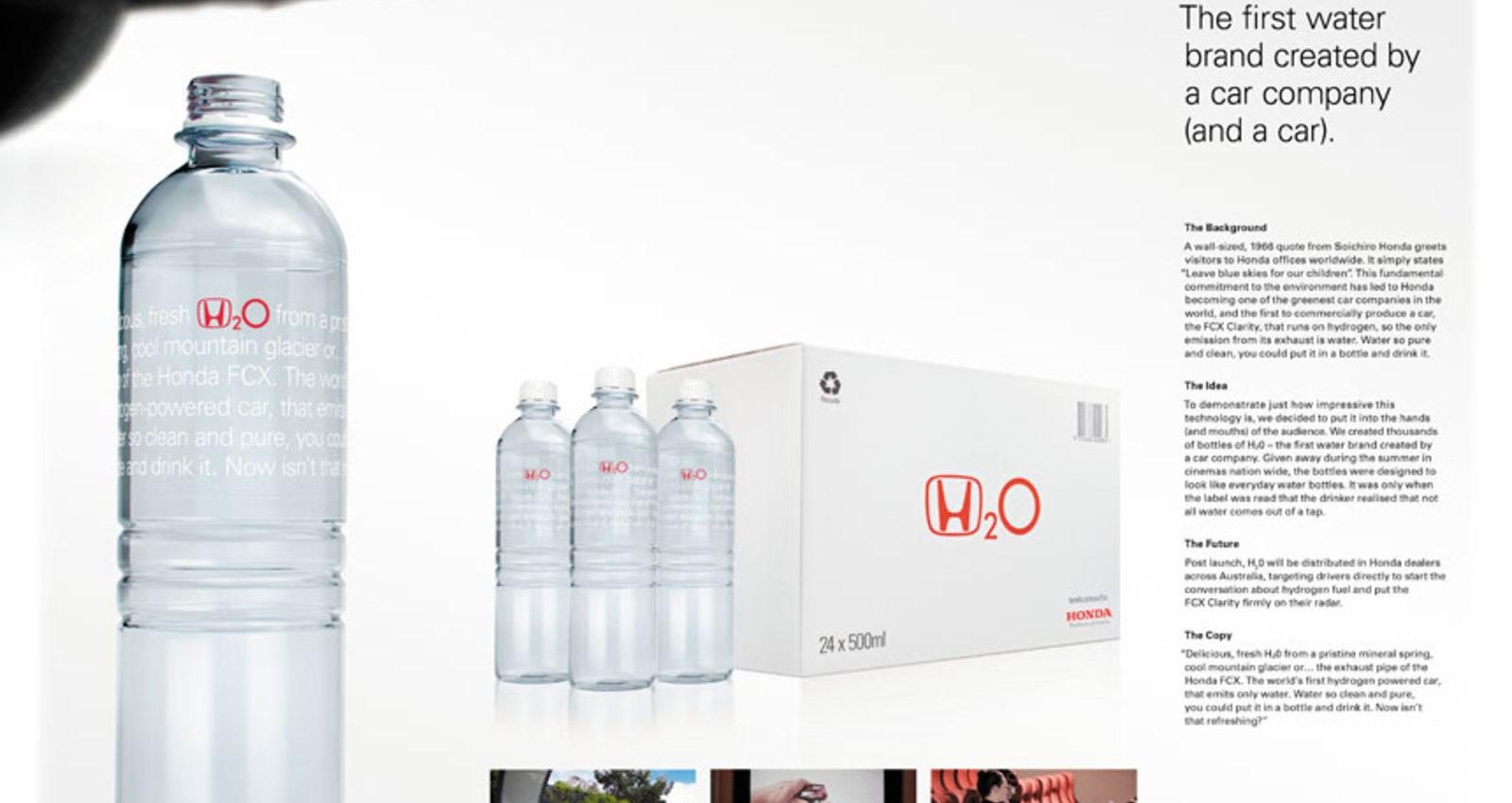 HONDA H2O