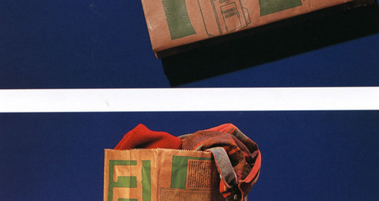 Shopping Bag -Annual Report