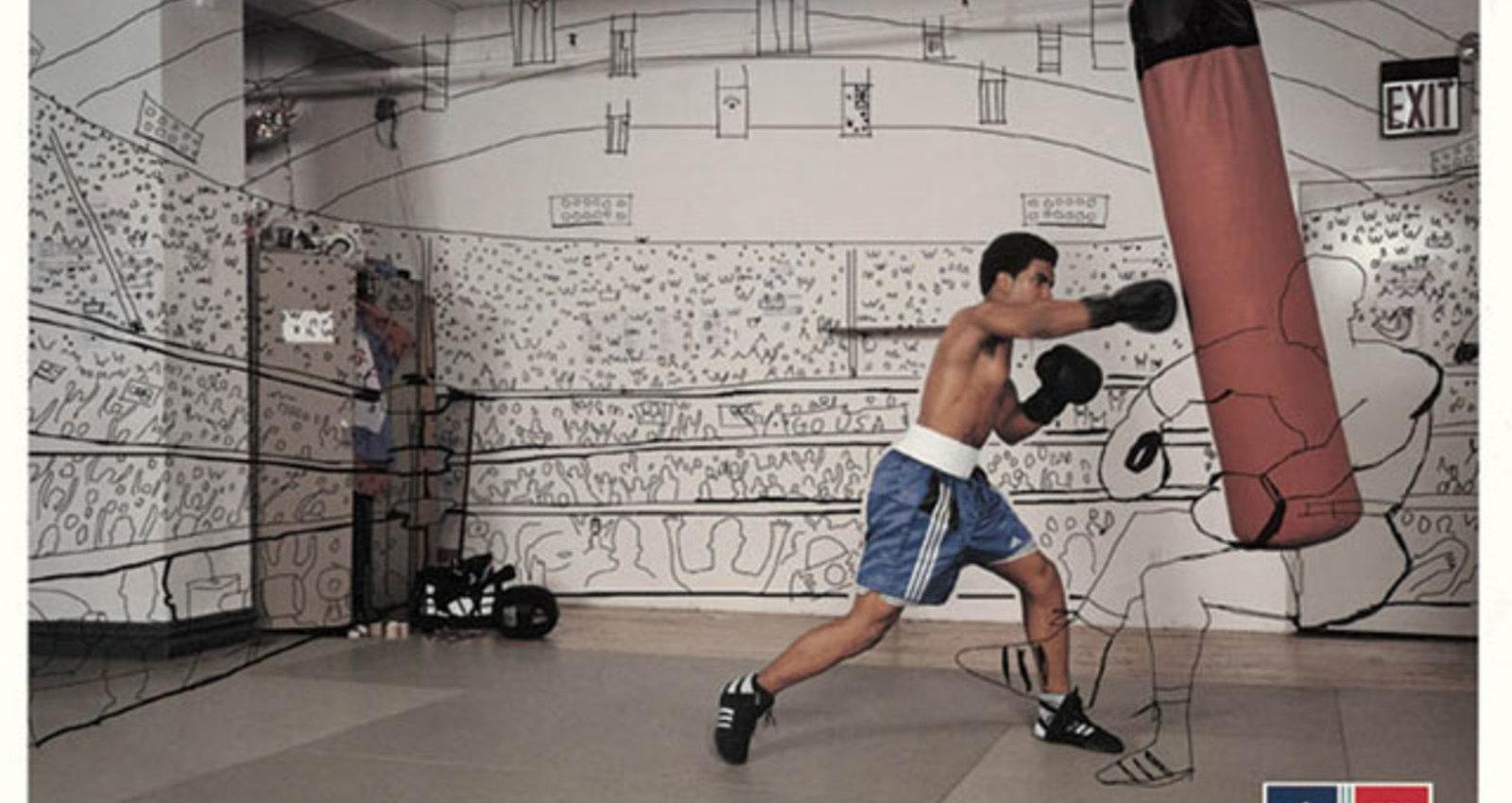 Boxer Gymnast Runner