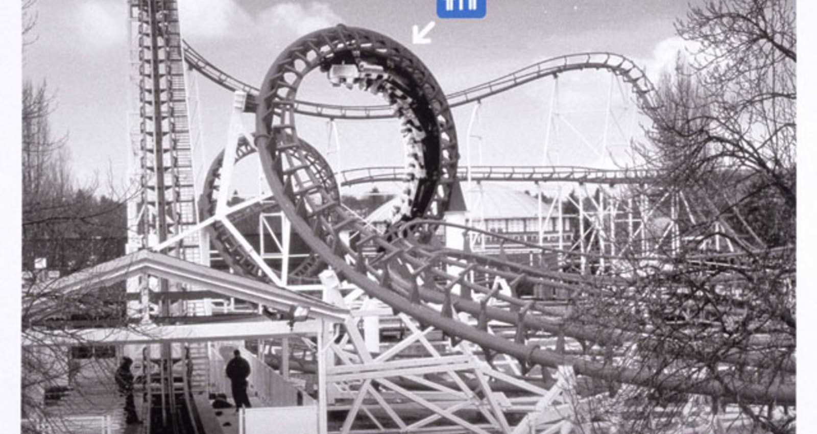 Coaster, Corkscrew, Revelation