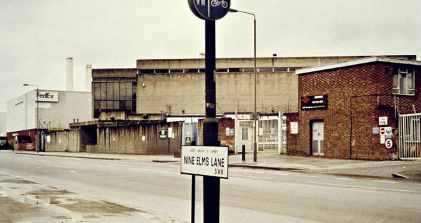 Nine Elms Lane, Pear Tree Street, Beech Street