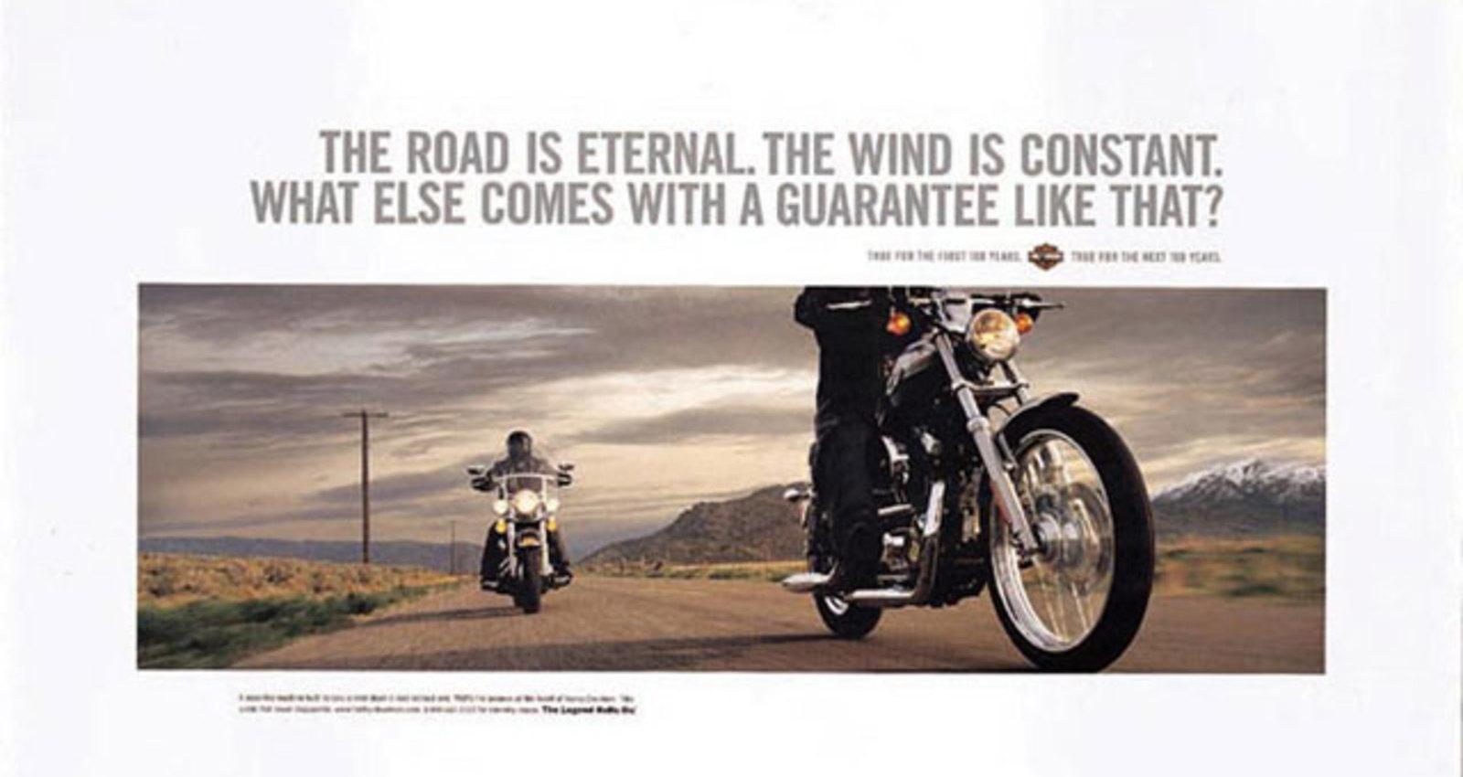 The Road is Eternal