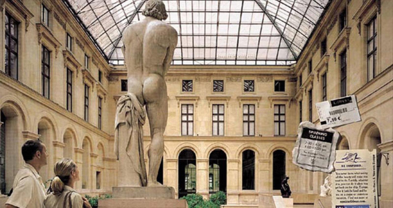 Sistine Chapel, Louvre, Ireland