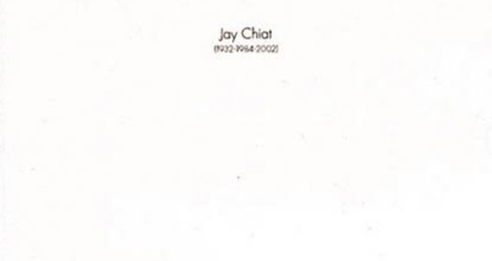 Jay Chiat