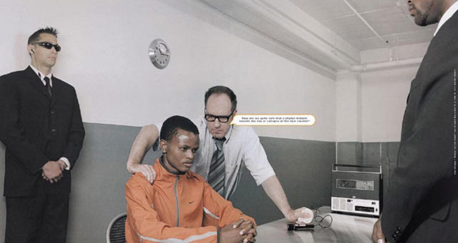Lie Detector Test, Enquiry, Interrogation