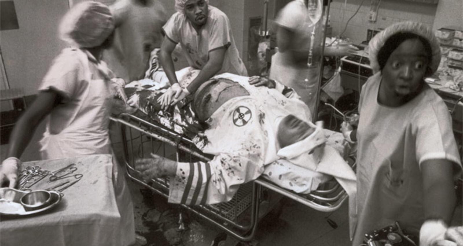 Tramp, Arab/Jew, KKK, Burnt
