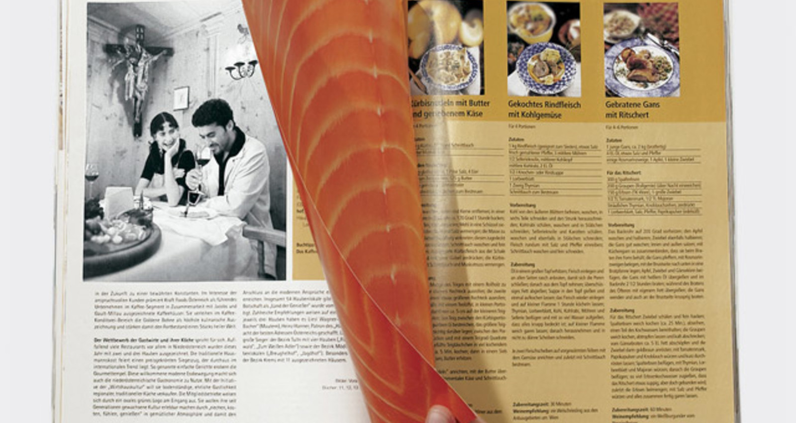 Ham, Salmon, Cheesequote