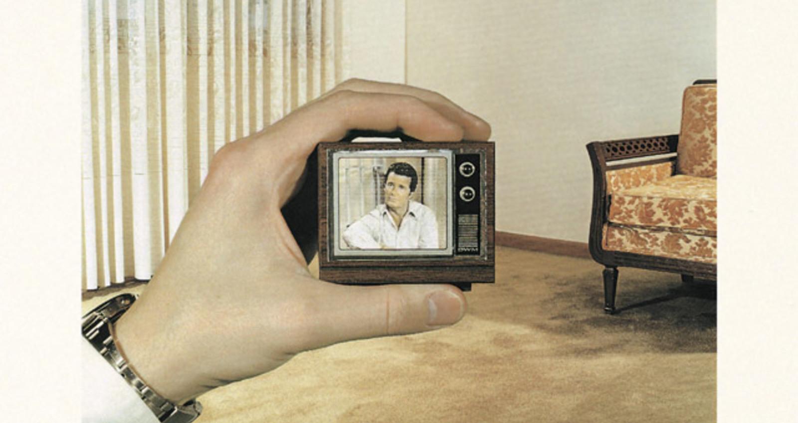 Fridge, Television, Chair