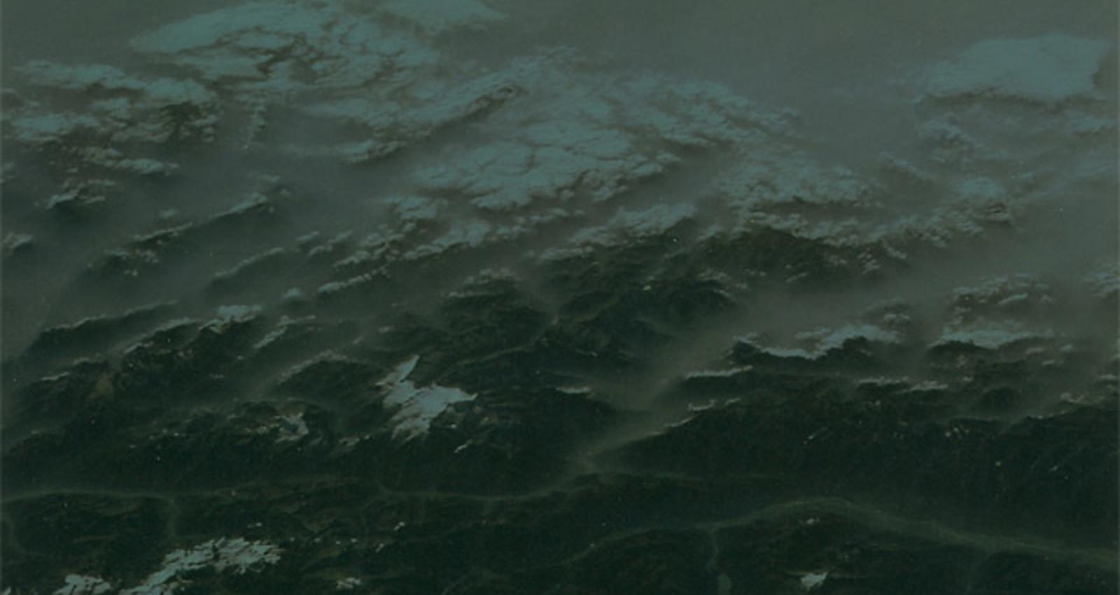 Ocean, Mountain, Rain Forest, River