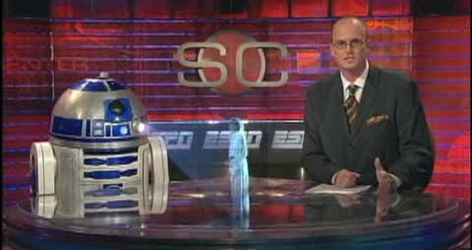 This Is SportsCenter - Space Anchors