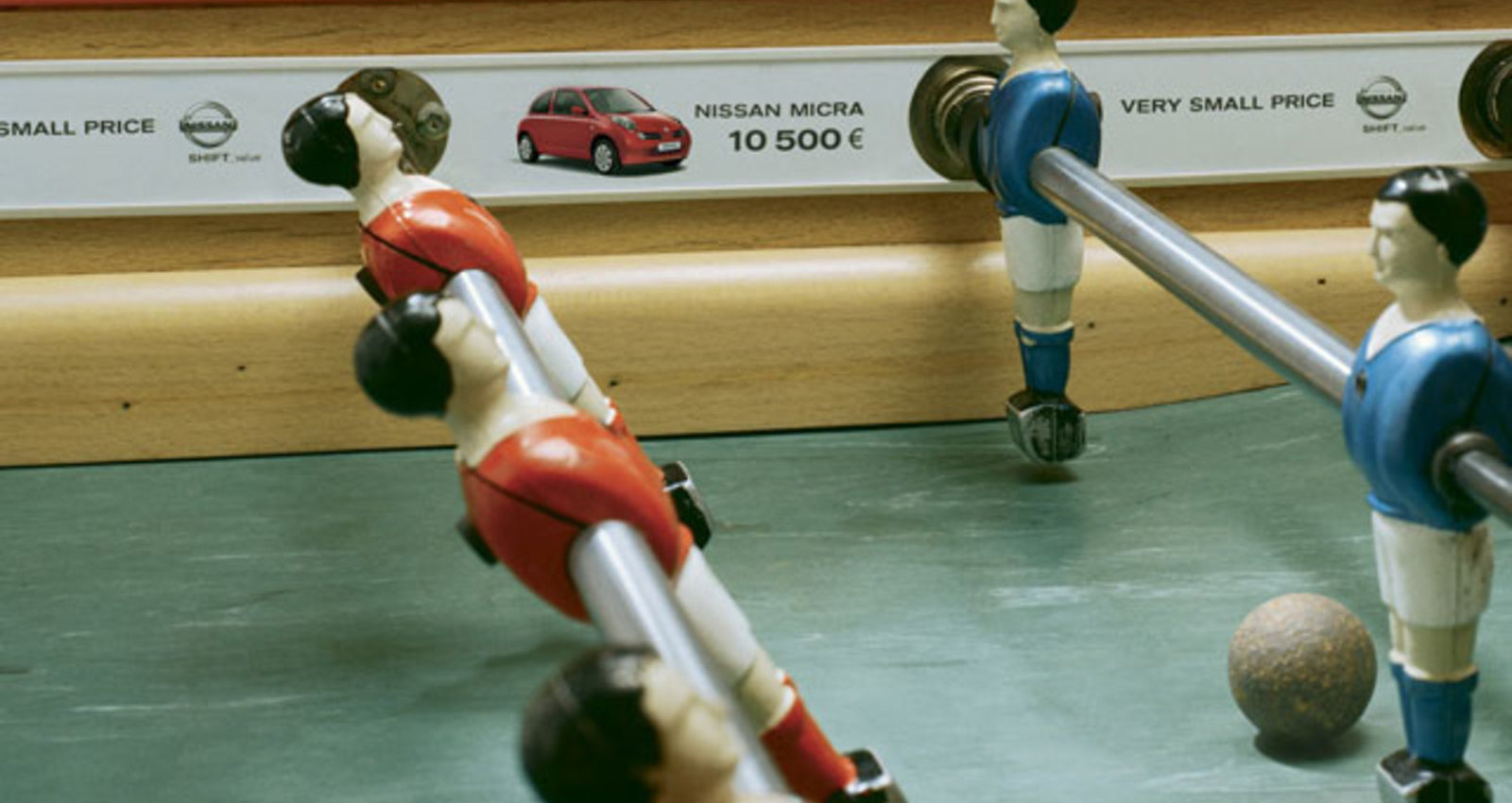 Micra Mini Prix Football