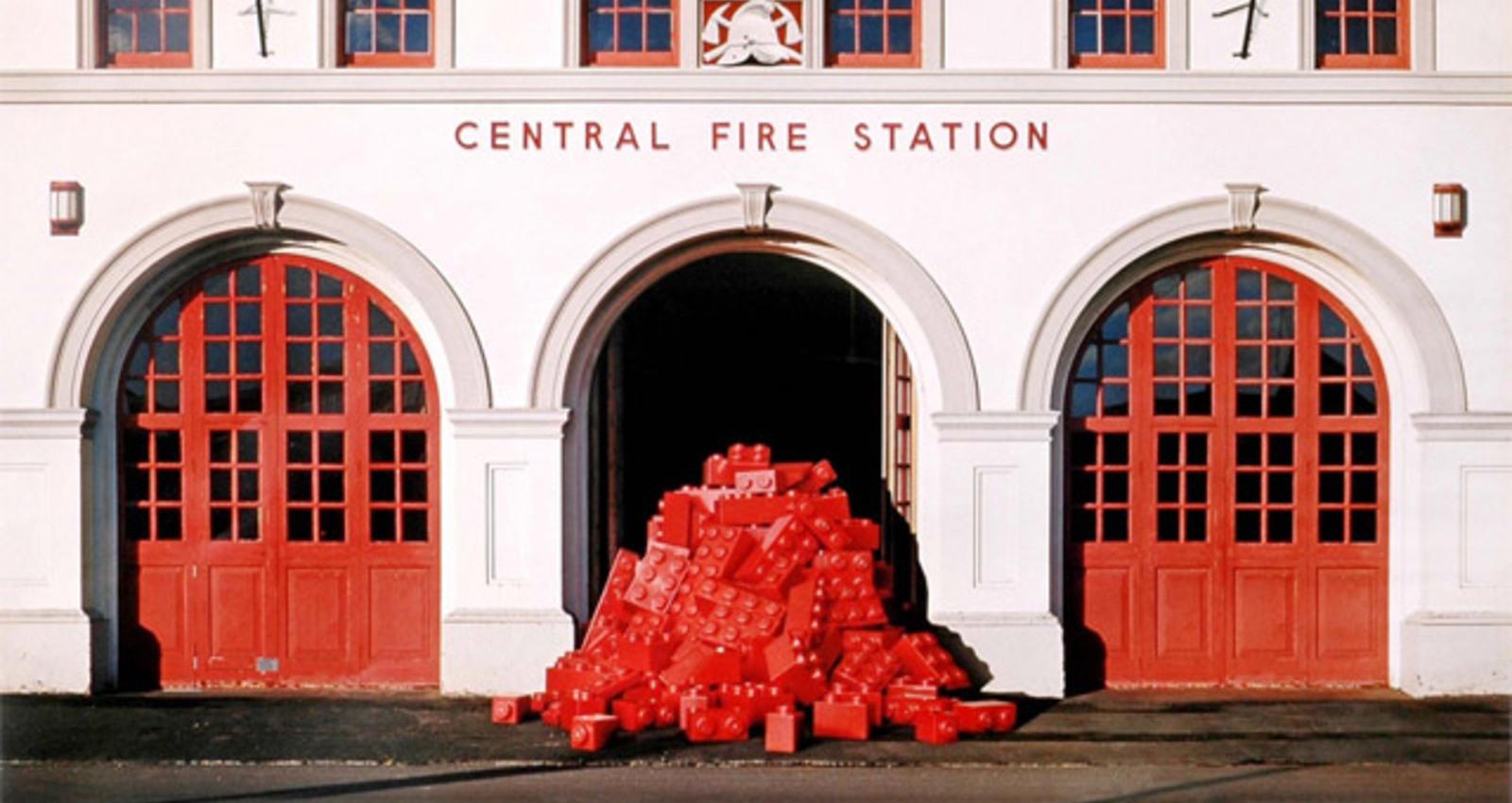 Lego - Fire Station
