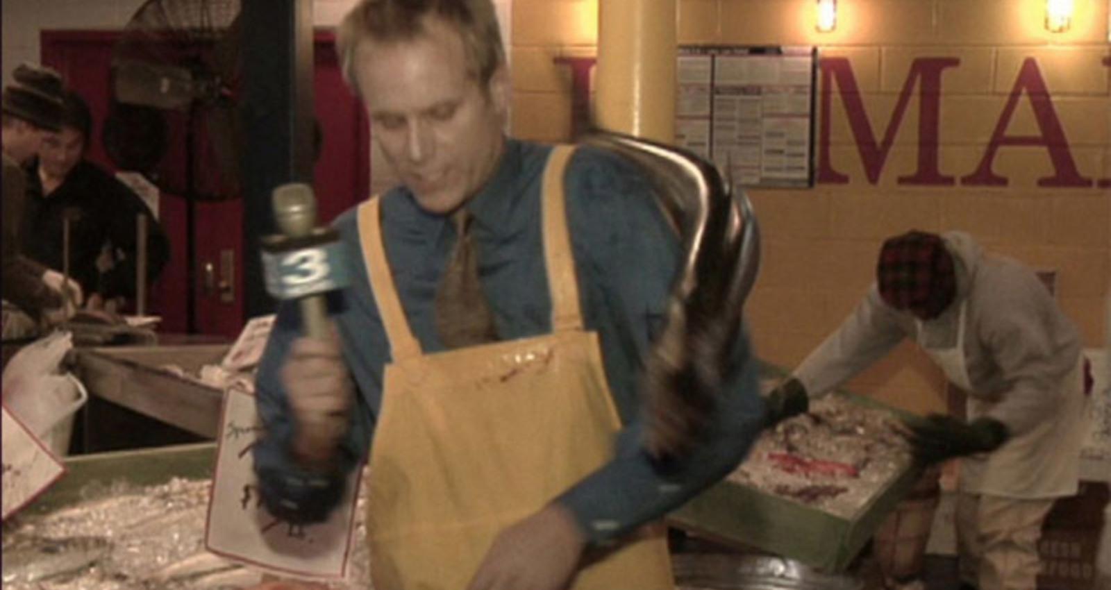 Fish Market/Surprise/Wedding