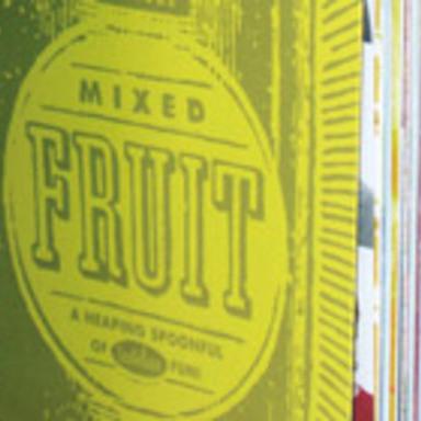 Mangos Holiday '06 Mixed Fruit Activity Book
