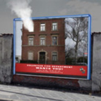 The Smoking Billboard