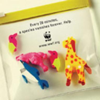 WWF 'Erasers'