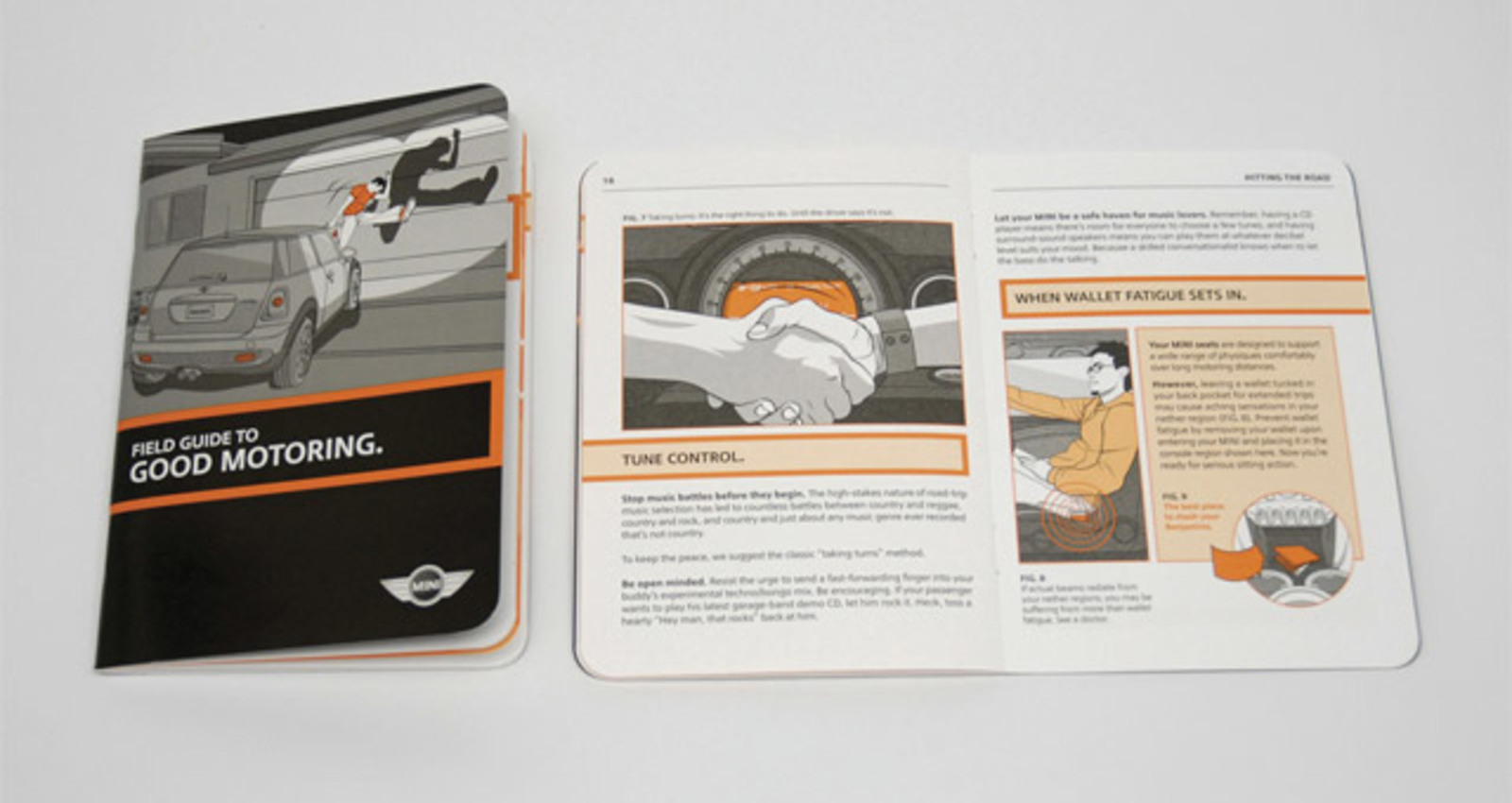 Field Guide to good Motoring
