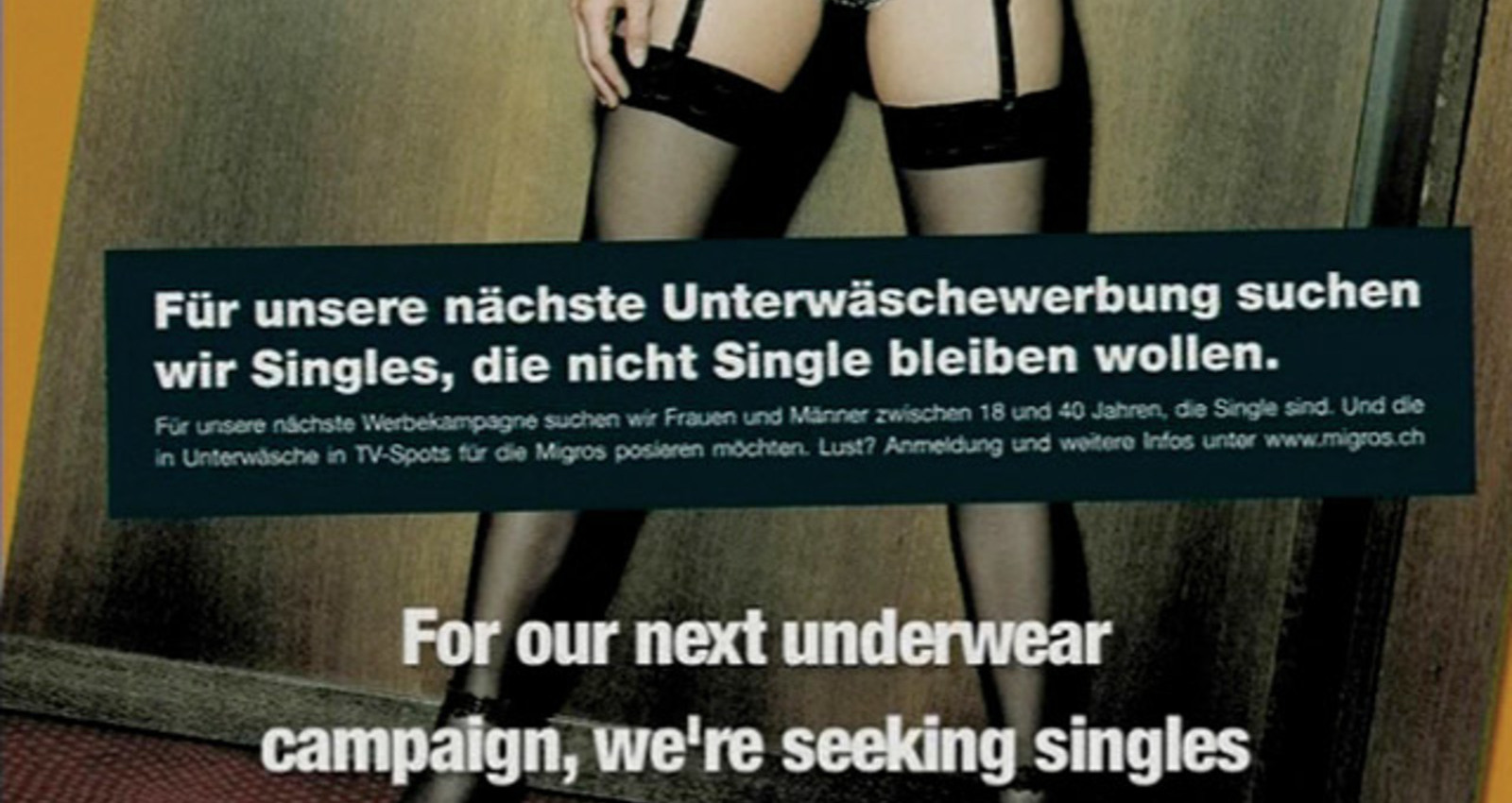 The First Underwear Models with Email Contact