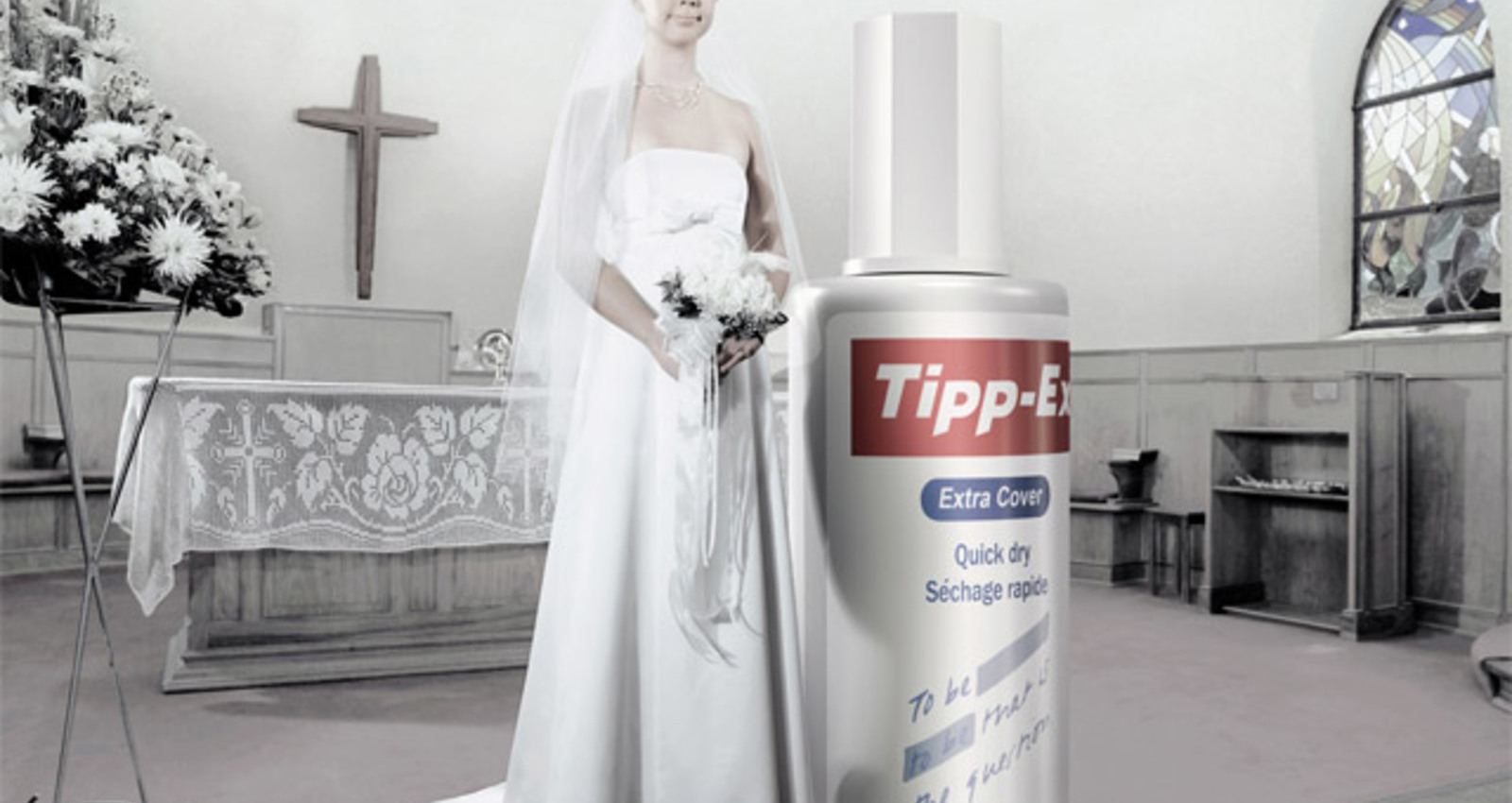 Tippex - Made a Mistake?