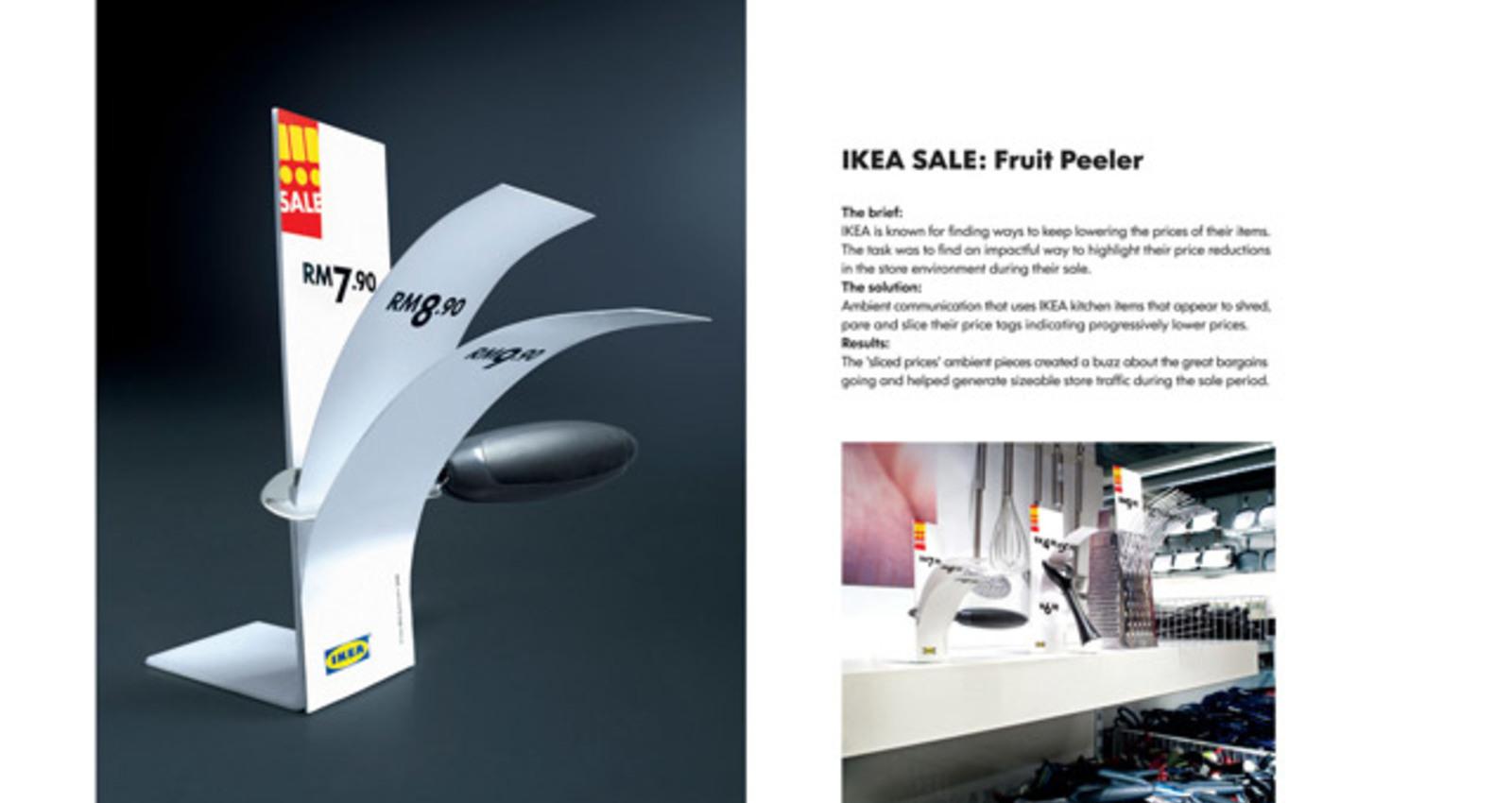 IKEA Sale : Fruit Peeler