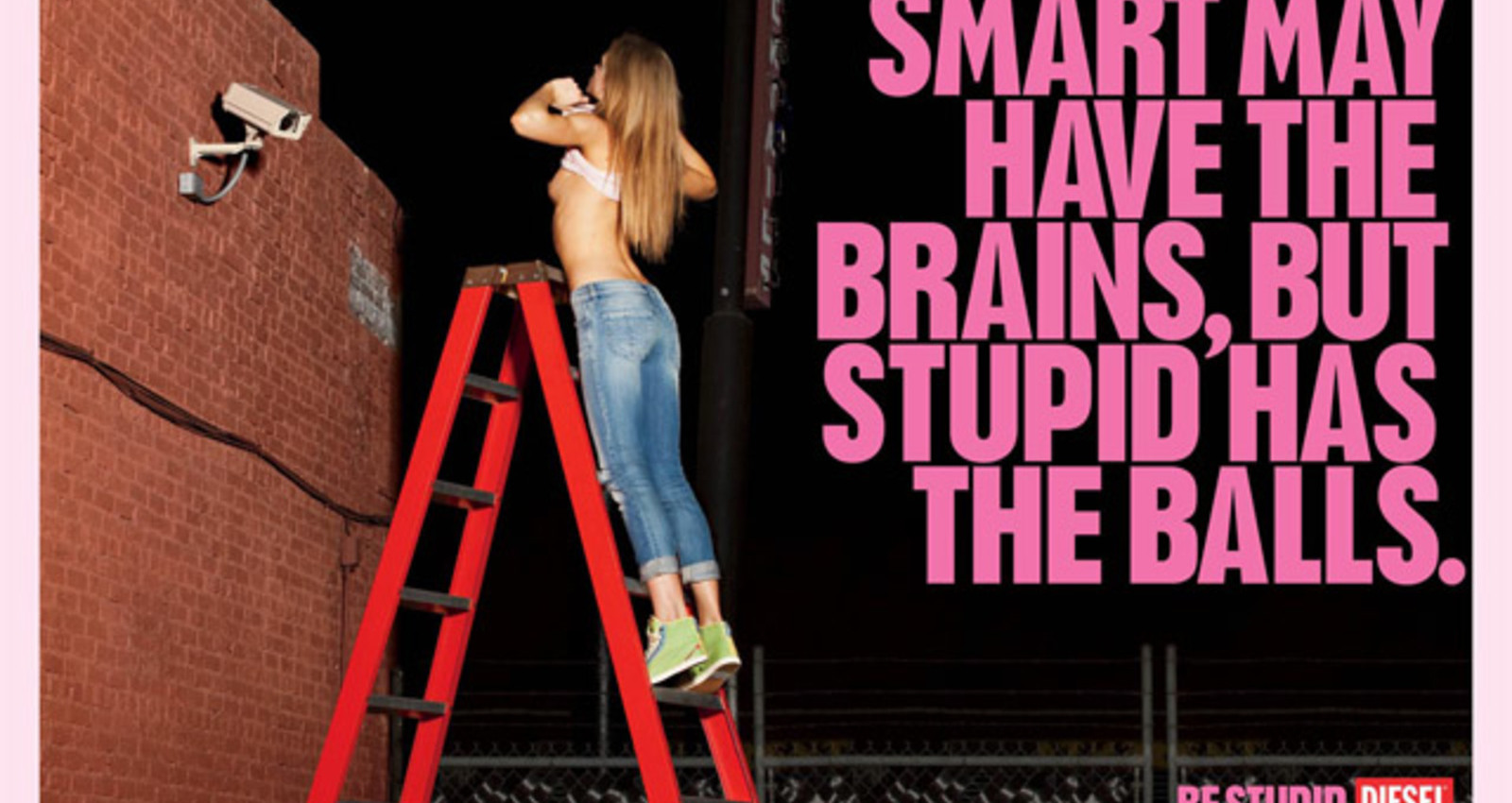 Be Stupid (Image)