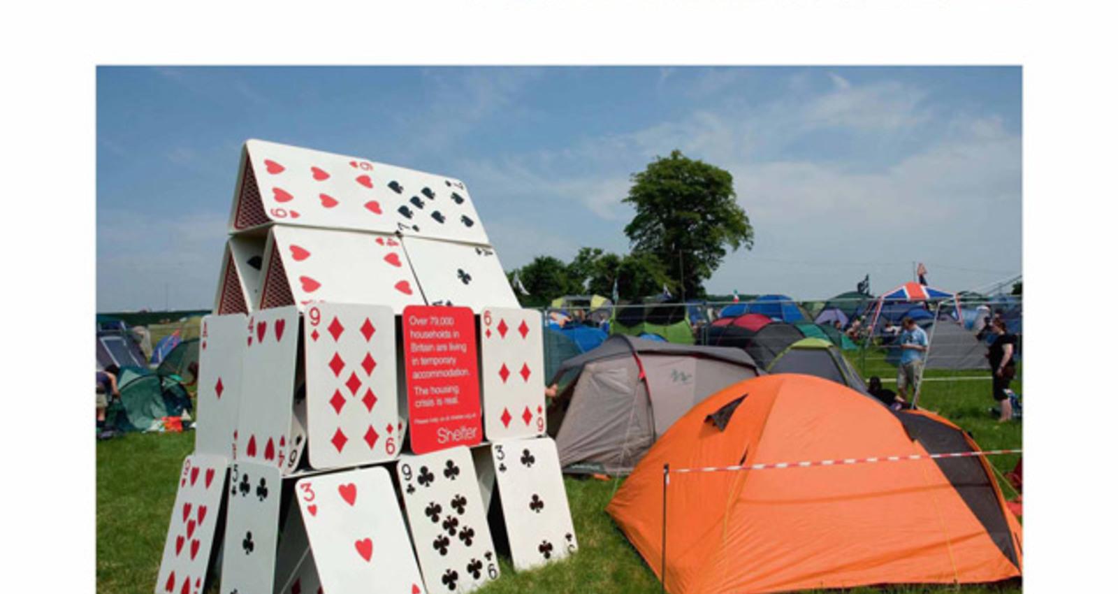 House of Cards - Glastonbury